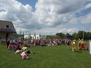 Den dětí ve sportovním areálu 2019